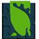 логотип магазина крот