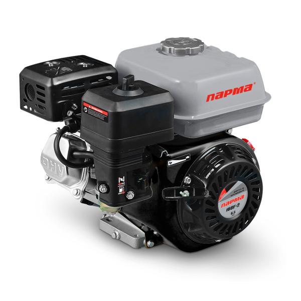 Двигатель ПАРМА 168F-2 4-такт., 6.5 л.с.(вых вал S-type, D=20мм) картинка 1