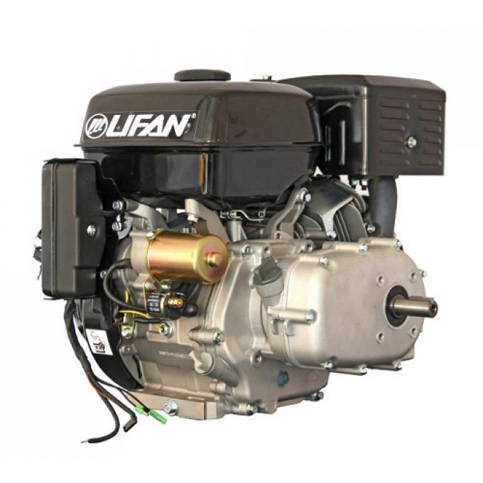 Двигатель LIFAN 190FD-R 15 л.с с автоматическим сцеплением картинка 1