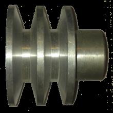 Шкив d20 мм ведущий 2-х ручейковый (168F,168F-2,170F