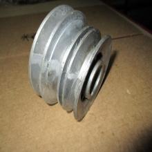 Шкив d 25,4мм ведущий 3-х ручейковый (шпонка 7 мм)тип.Нева(к имп. двигат.МБ-2)(нормативное наличие раковин) картинка 1