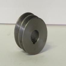 Шкив d18 мм ведущий 2-х ручейковый (Крот)