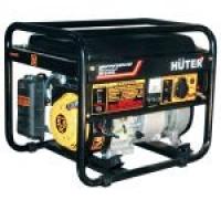 Бензиновый электрогенератор HUTER DY2500L (2 кВт)