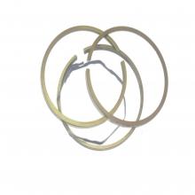Кольцо широкое МБ поршневое