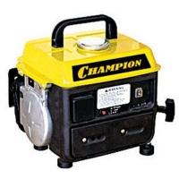 Champion GG950DC - бензогенератор 0,65 КВт