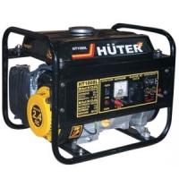 Бензиновый электрогенератор HUTER HT1000L (1 кВт)