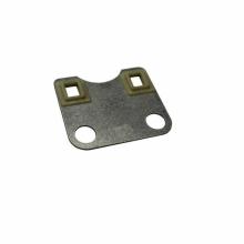 Пластина клапанного механизма (плата)(направляющая толкателя) 168F/168F-2/1P70FV-B