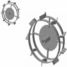Грунтозацепы на Крот