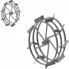 Грунтозацепы под шестигранник S-24.