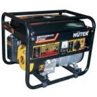 Бензиновый электрогенератор HUTER DY3000L (2.5 кВт)