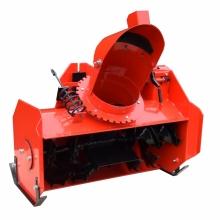 Снегоуборочная приставка к МБ (все МБ с передним кронштейном d=30мм), (рабочая часть 640мм x 250мм )