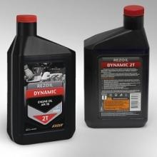 Rezoil DYNAMIC 2T Минеральное моторное масло для двухтактных двигателей